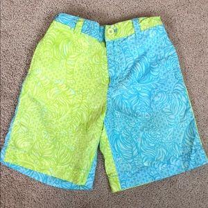Lilly Pulitzer Little Boys' Jubilee shorts